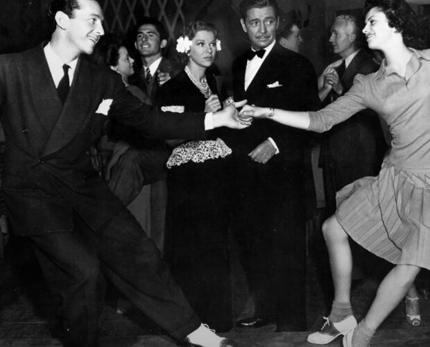 Swing Dance Era Crossword Puzzle powered by Puzzle Me crossword player