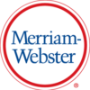Merriam Webster logo transparent color square